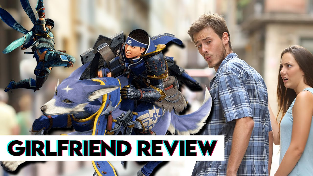 Monster Hunter Rise Addiction is Ruining My Life | Girlfriend Reviews