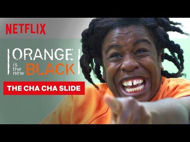 Cha Cha Slide Scene   Orange Is the New Black   Netflix