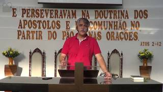 Culto Vespertino | 22/Mar/2020