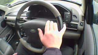 Land Rover Freelander 2.0 2003 Review/Road Test/Test Drive