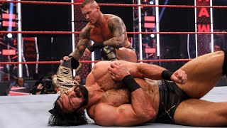 Ups & Downs From WWE Raw (July 27)