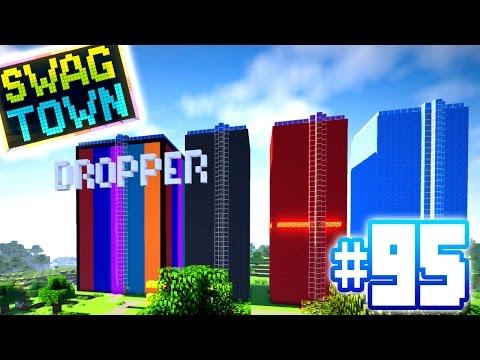 REDBULL LINN! - Swag Town #95 (Norsk Minecraft)