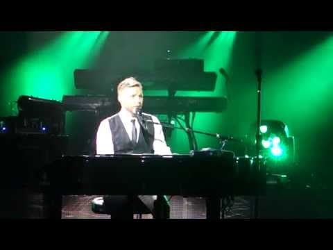 Gary Barlow Slow Medley on 2014 concert in aid of Nordoff Robins at the Royal Albert Hall