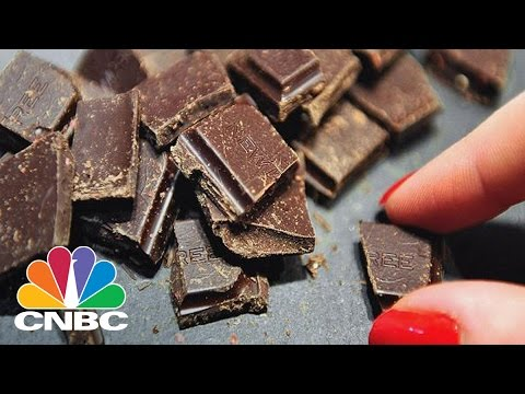 Here's What's Behind The Cocoa Plunge | Trading Nation | CNBC