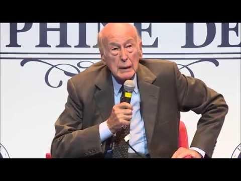 Valéry Giscard d'Estaing, Dauphine Débat,7 octobre 2014
