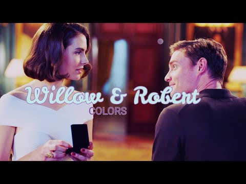 willow & robert┃colors [the royals]