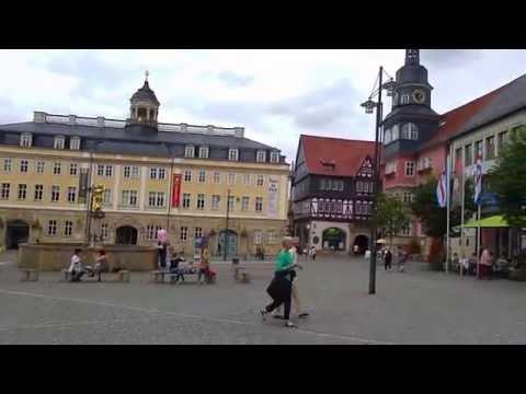 Impressionen, Rundgang, Eisenach, 10.08.2016