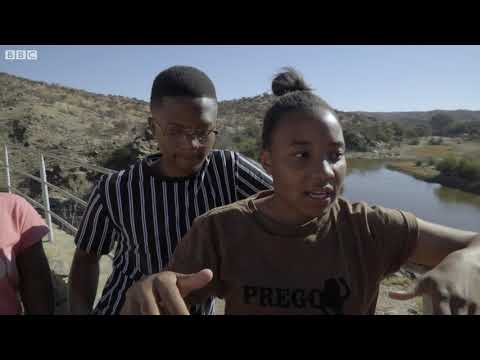 Are young Namibians ready to ditch eating meat? - BBC What's New?