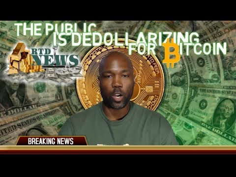 The Public Is Dedollarizing For Bitcoin