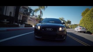 Mikelakemedia presents this high definition video of a titanium package b7 audi a4 avant. filmed along the beautiful coast southern california & various o...