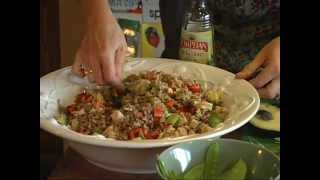 Chicken &amp Wild Rice - Quick and Easy Meals