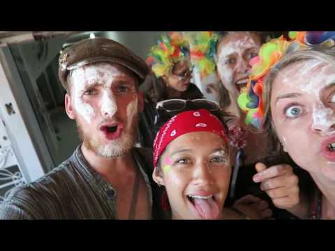 Episode 12 - First Day Of Party At Carnaval De Barranquilla 2017