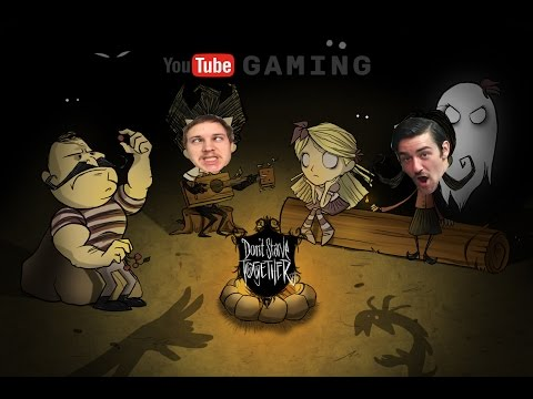 Don't Starve Together Live With My Friend Nolan!