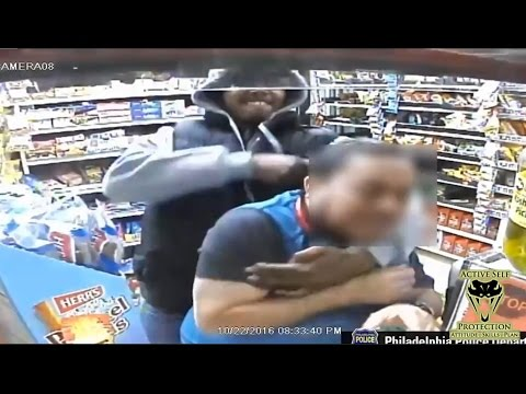Armed Robbery Shows Ineffective Self Defense | Active Self Protection