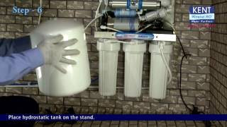 RO UV UF TDS Water purifier: How to Install Guide Kent Excell+ RO   Kent
