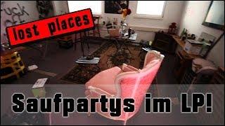 LOST PLACES | HIER WIRD GEF*ICKT UND GESOFFEN! | Jackieta