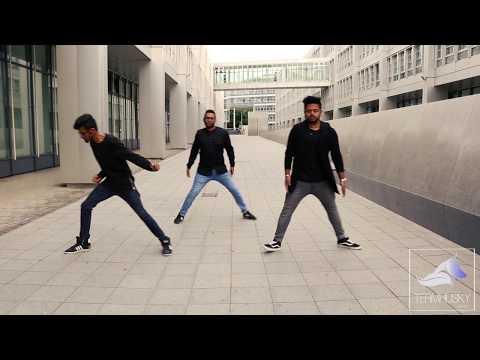 Katre Choreography by TeamHusky