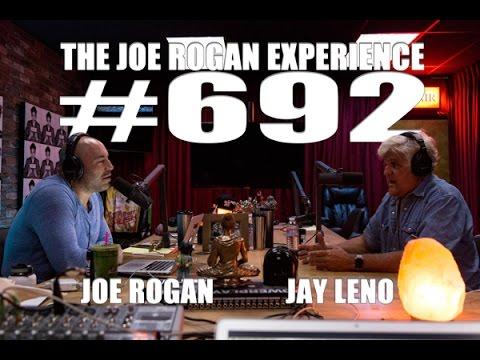 Joe Rogan Experience 692  Jay Leno