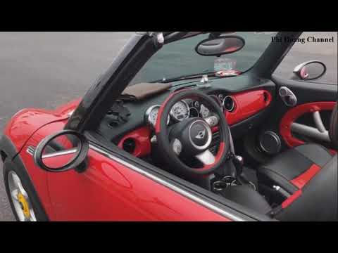 Review Mini Cooper 2004 Automatic Red - Phi Hoang Channel