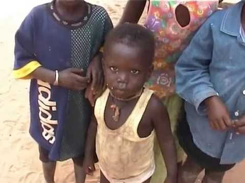Gambia. December 2004