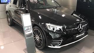 обзор на новый Mercedes GLC43.Цены на автомобили 2019.VLGavto