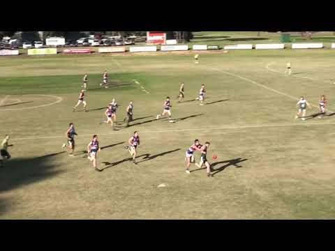 RND 5 Geelong Am  vs Queenscliff Centre Bounces