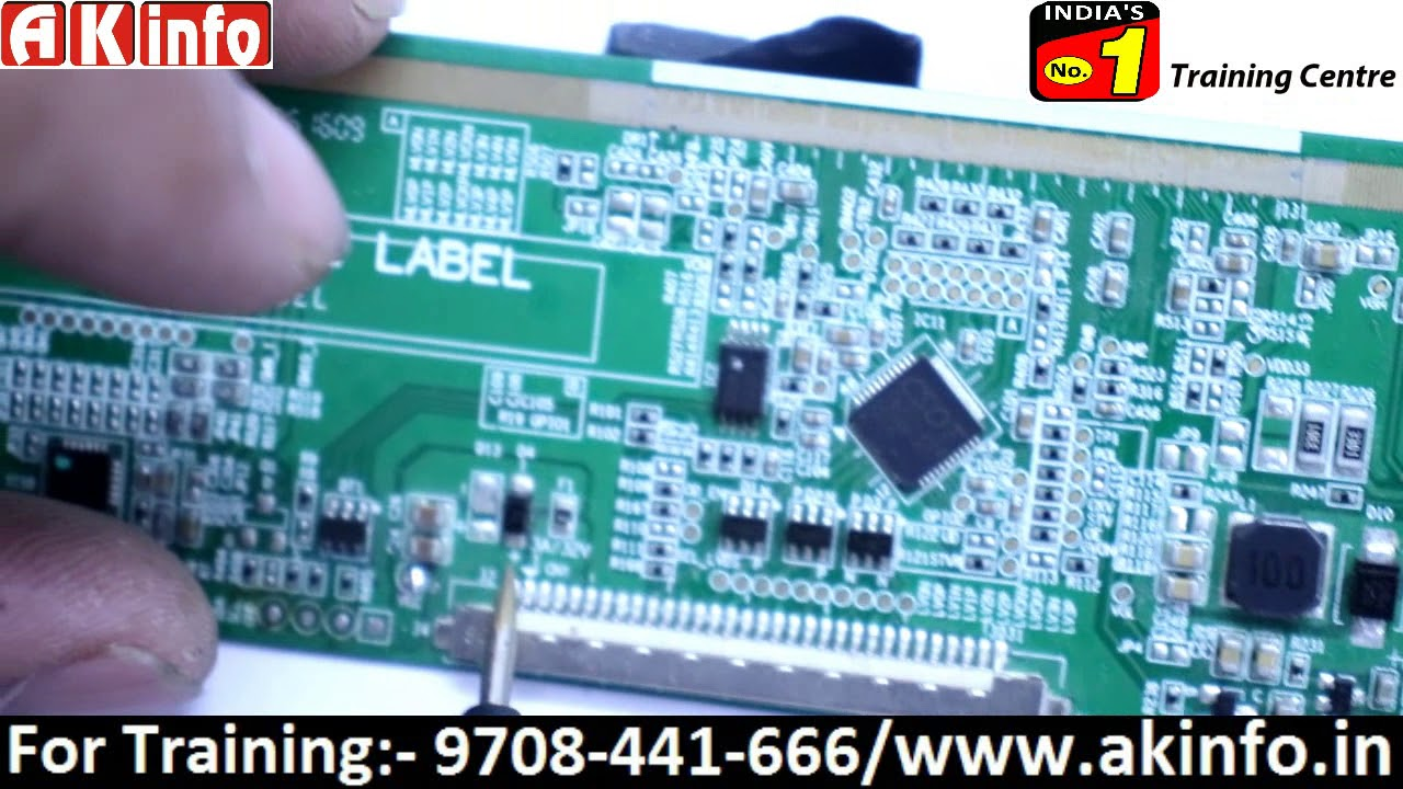 Panel Scalar Board Source Pcb Dc To Ic Boost Function Schematic Working Of Circuit