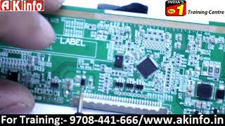 Panel scalar board / source pcb DC to DC ic  Boost ic function & working of DC to DC circuit