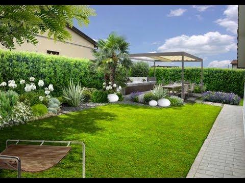 Come progettare un giardino con la cucina all 39 aperto 42 for Esempi di giardini