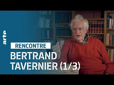 Coup de torchon – Bertrand Tavernier ( interview ) - ARTE Cinema