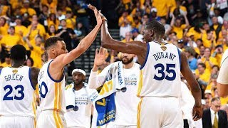 Kevin Durant Highlights NBA Finals Game 2 - Can Cavs Find An Answer?
