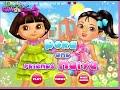 Dora Makeover Games - Dora And Friends Dress Up Games