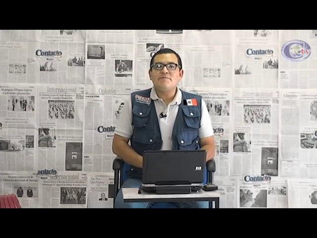 Noticias Sin Límite - Jueves 21 de Julio del 2021