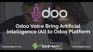Odoo Voice Bring Artificial Intelligence AI to Odoo Platform