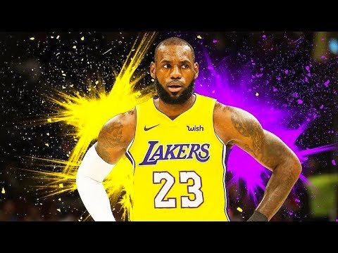LeBron, LA Lakers and Hollywood - Power Branding