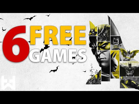 6 FREE Games Available NOW For A LIMITED TIME September (2019) Epic Games Store