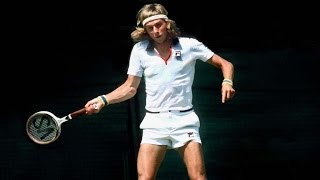 Greatest Tennis Player Björn Borg - Documentary