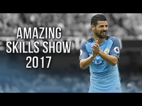 Nolito - Amazing Skills and Goals - Manchester City - 2017