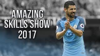 Nolito - Amazing Skills and Goals - Manchester City - 2017