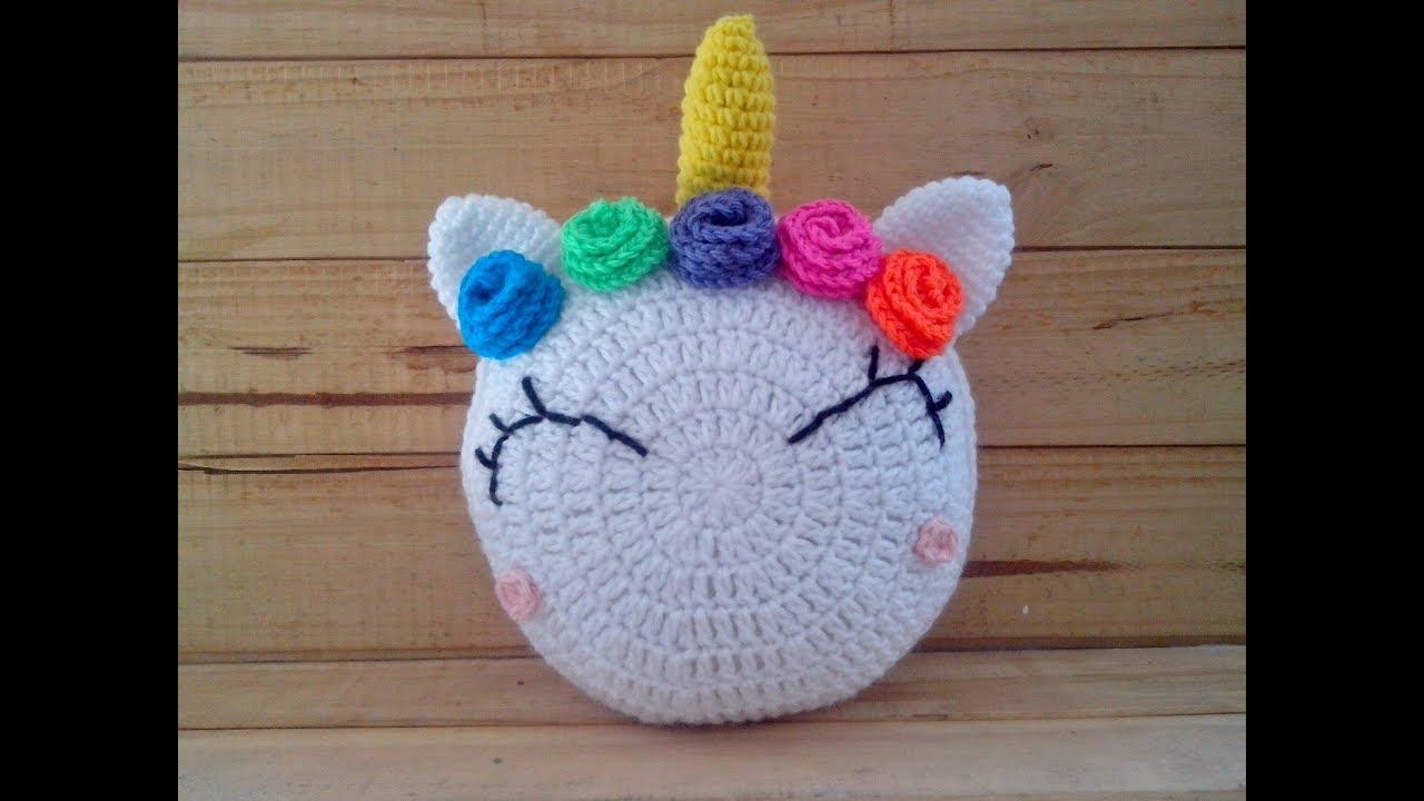 ➤ Unicornio de pie amigurumi | Paso a paso | #Crocheteando - YouTube | 720x1280
