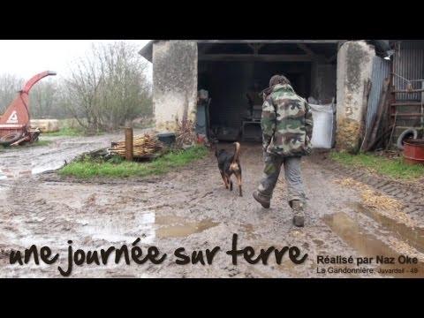 UNE JOURNEE SUR TERRE / Film
