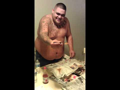 """Cinnamon Challenge """"Hawaiian Myth Bustah"""""""