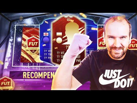 RECOMPENSES FUT CHAMPION ET RIVALS - DES GROSSES SURPRISES ! FIFA 21 AVEC 0€