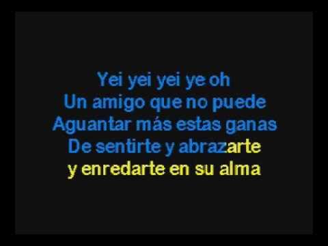 Tu No Sospechas   Jordi Karaoke