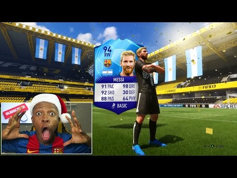 OMG NEW TOTGS MESSI !!! (FIFA 17 PACK OPENING)