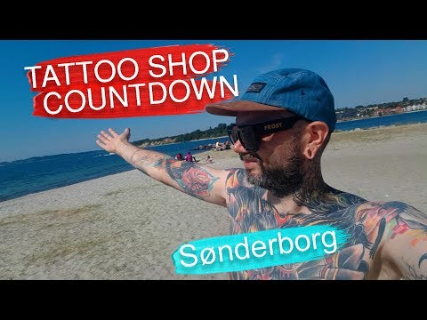 Tattoo Shop Countdown