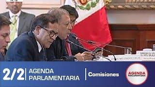 Sesión Comisión de Levantamiento de Inmunidad Parlamentaria 2/2 (19/06/19)