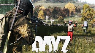 Вернул должок клану Чеченцев - DayZ