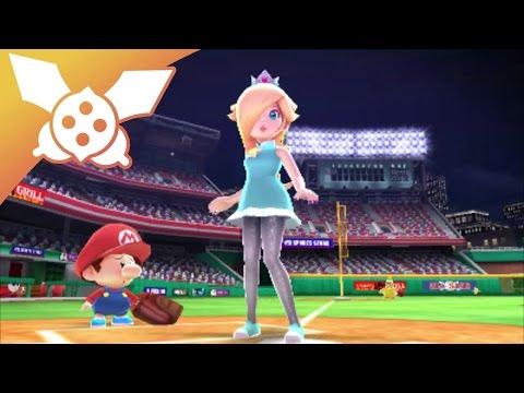 [Détente] Mario Sports Superstars #02 : Comment ne pas jouer au baseball
