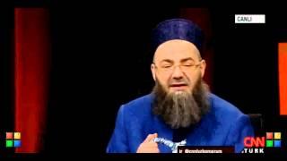 Cubbeli Ahmet Hoca CNN TURK Baska Seyler - 21-12-2014 - Canli - KISIM 12 SON